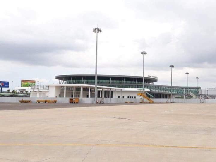 Sắp có sân bay quốc tế Quy Nhơn- nên mừng hay lo