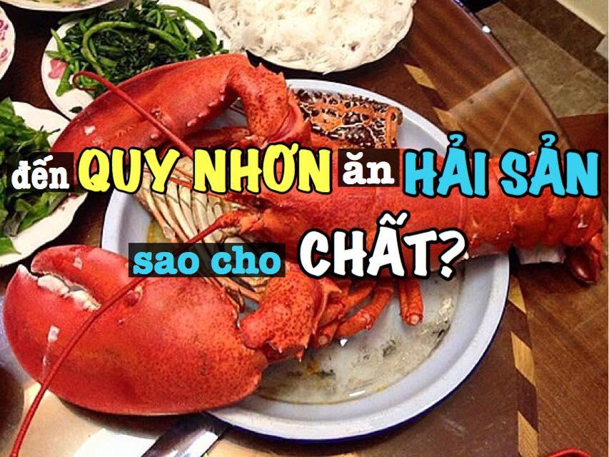 Du lịch Quy Nhơn ăn uống như thế nào cho chanh sả ??