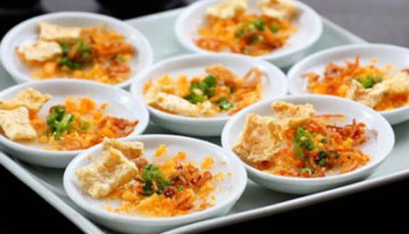 Ẩm thực Quy Nhơn phát thèm với món bánh bèo ngày mưa