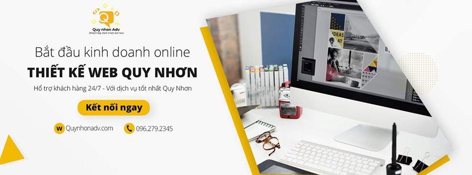 """CEO Quy Nhơn Adv – Trương Minh Trị """"Thiết kế website tự động xu hướng marketing thời đại 4.0"""""""