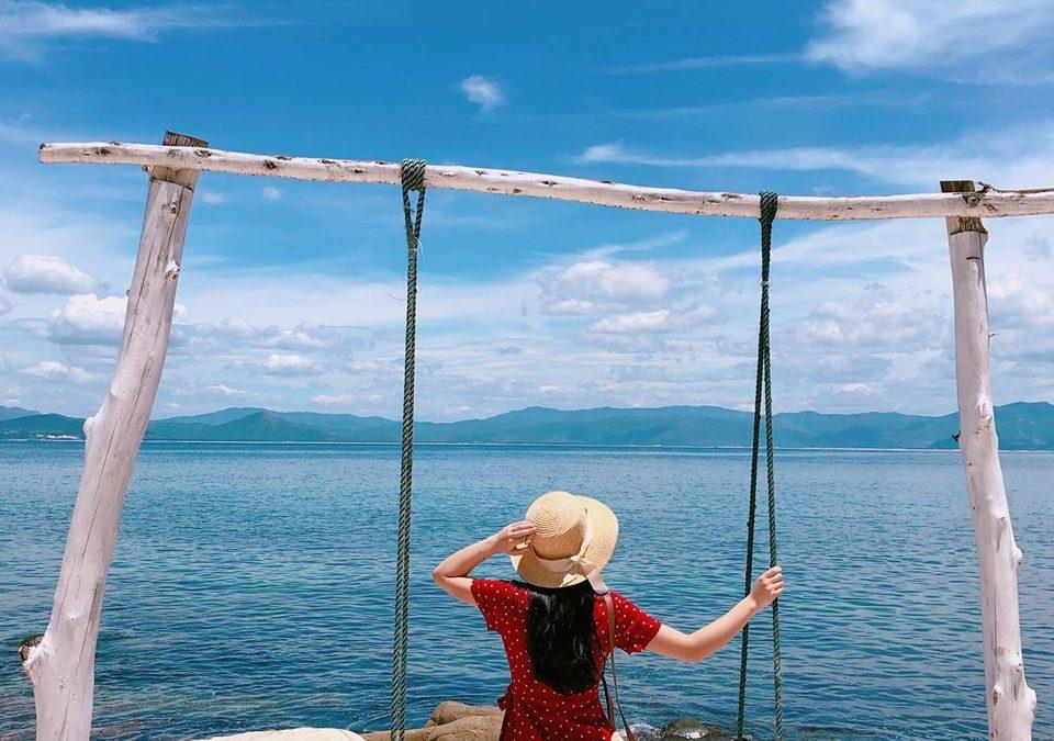 Check in Quy Nhơn du lịch Cù Lao Xanh siêu hấp dẫn
