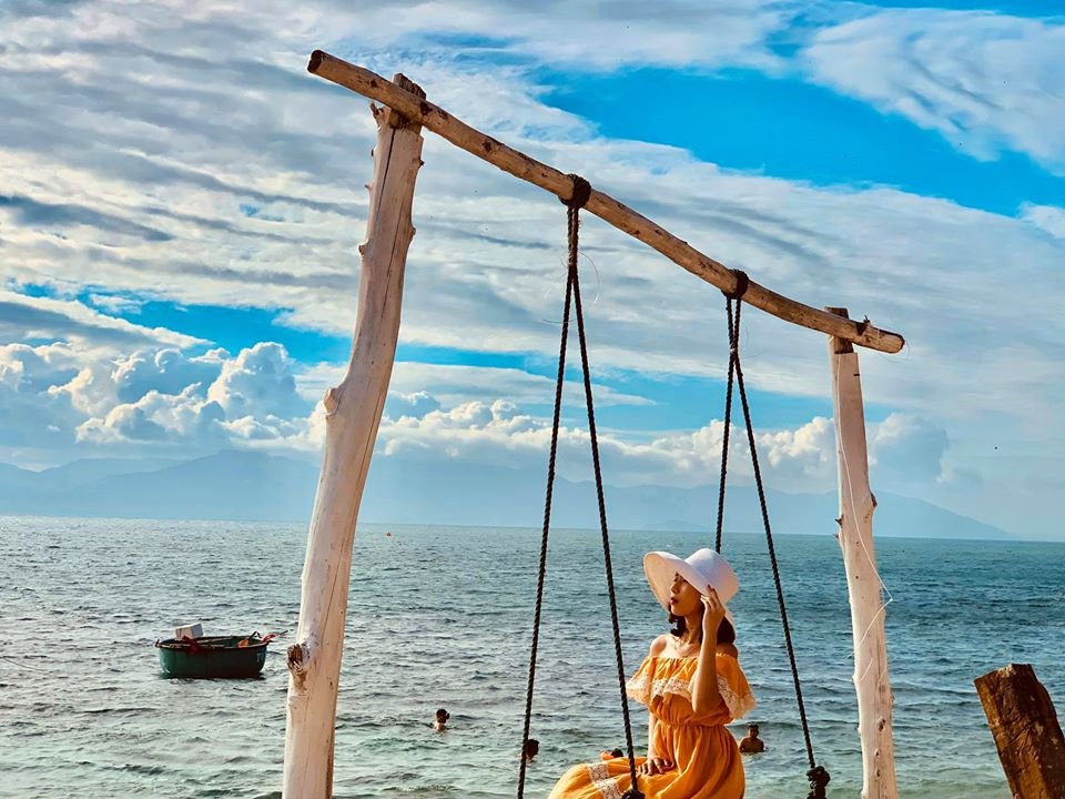 Đảo Cù Lao Xanh điểm đến hứa hẹn cho khách du lịch