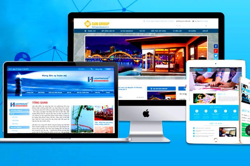 website quy nhơn giá rẻ